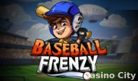 Baseball Frenzy Slot