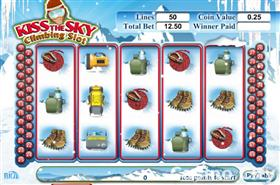 Kiss the Sky Climbing Slot Slot