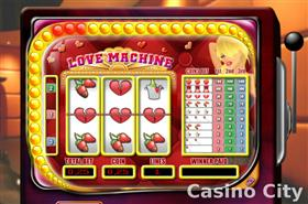 Love Machine Slot