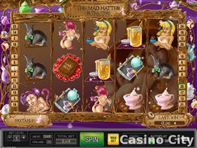 The Mad Hatter: It's Tea Time Multiline Slot