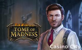 Rich Wilde and the Tome of Madness Slot