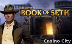 Ed Jones & Book of Seth Slot