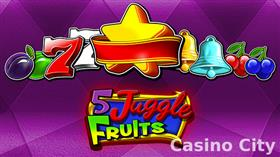 5 Juggle Fruits Slot