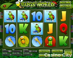 Bugs' World Slot