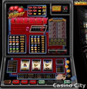 Super Cherry Online Casino