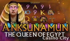Anksunamun: The Queen of Egypt Slot