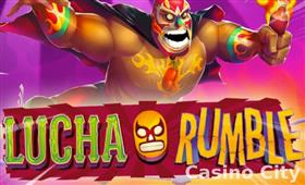 Lucha Rumble Slot