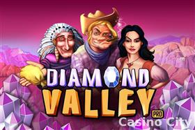 Diamond Valley Pro (20 Line) Slot