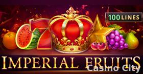 Imperial Fruits: 100 Lines Slot