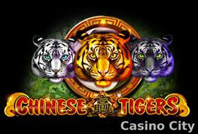 Chinese Tigers Slot