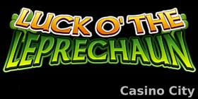 Luck O' The Leprechaun: Pub Fruit Slot