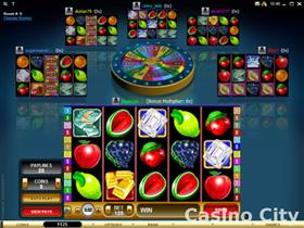Wheel of Wealth Special Edition Multiplayer Slot