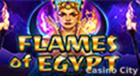 Flames of Egypt Slot