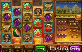 Ancient Riches Cash Drop Slot