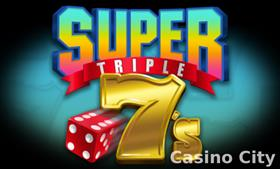 Super Triple 7's Slot