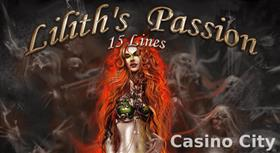 Lilith's Passion: 15 Lines Slot