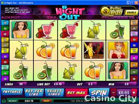 A Night Out Online Casino Slot Game