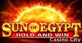 Sun of Egypt: Hold and Win Slot