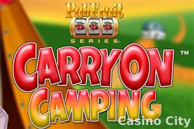 Carry On Camping: Pub Fruit Slot
