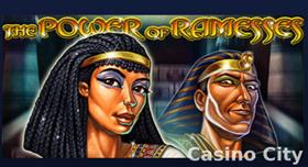 The Power of Ramesses Slot