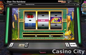 Over The Rainbow Slot