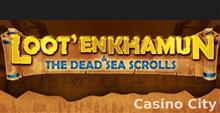 Loot'enKhamun & The Dead Sea Scrolls Slot