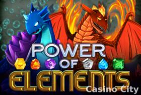 Power of Elements Slot