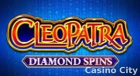 Cleopatra: Diamond Spins Slot
