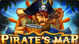 Pirate's Map Slot