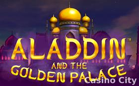 Aladdin and the Golden Palace Slot