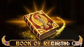 Book of Rebirth Slot