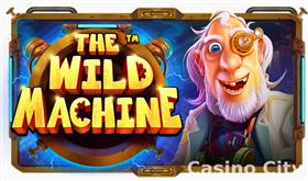 The Wild Machine Slot