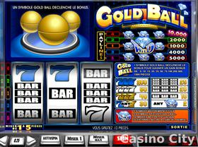 Gold Ball Slot