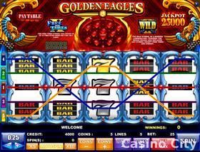 Golden Eagle Casino Online
