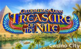 Cleopatra's Coins: Treasure of the Nile Slot