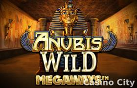Anubis Wilds Megaways Slot