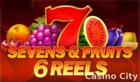 Sevens & Fruits: 6 Reels Slot