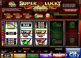 Super Lucky Reels Slot