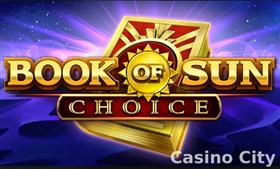 Book of Sun: Choice Slot