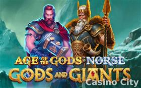 Age of the Gods Norse: Gods and Giants Slot