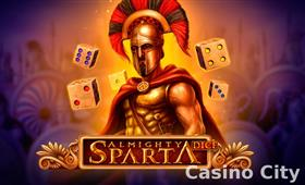 Almighty Sparta Dice Slot