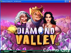Diamond Valley (25 Line) Slot
