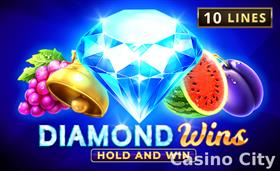 Diamond Wins: Hold & Win Slot