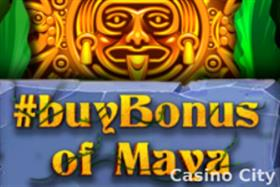 #BuyBonus of Maya Slot