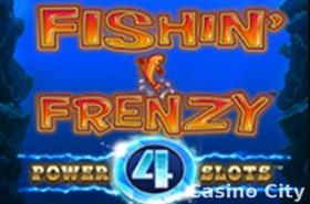 Fishin' Frenzy: Power 4 Slots Slot