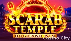 Scarab Temple: Hold and Win Slot