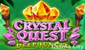 Crystal Quest: Deep Jungle Slot