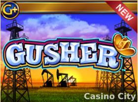 Gusher slot machine game mardi gras queen casino tampa