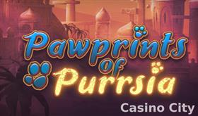 Pawprints of Purrsia Slot