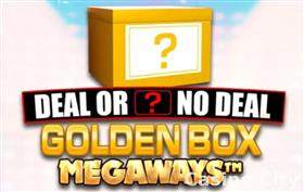 Deal or No Deal Megaways: Golden Box Slot